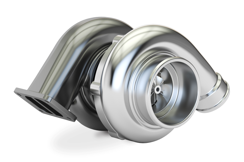 Zdjęcie turbo sprężarki