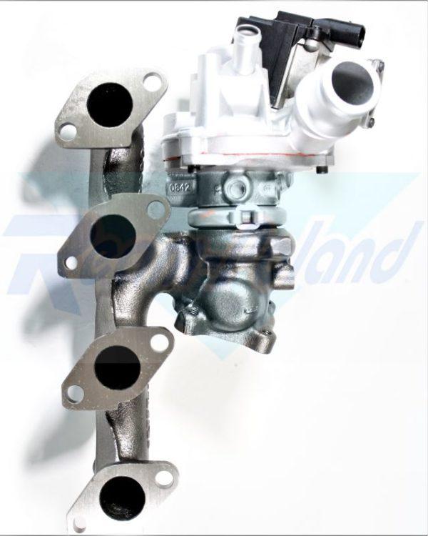 Turbosprężarka 03F145701LX 6
